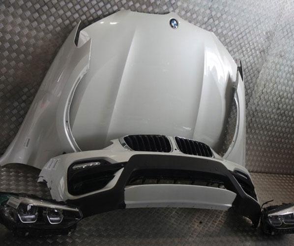 DELANTERO BMW G01 X3 LED MINERALWEISS A96