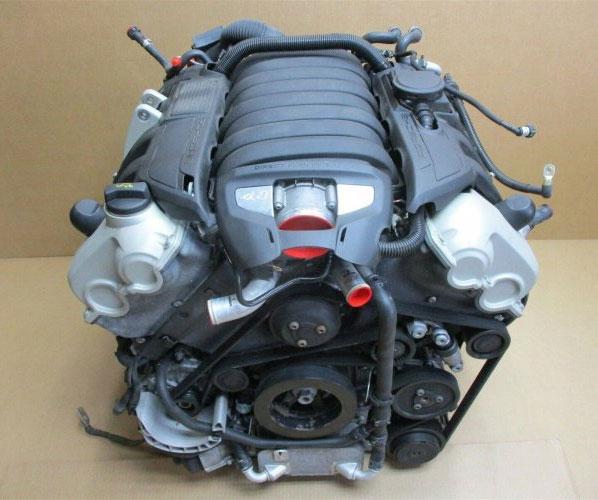 PORSCHE PANAMERA 970 MOTOR 400KM
