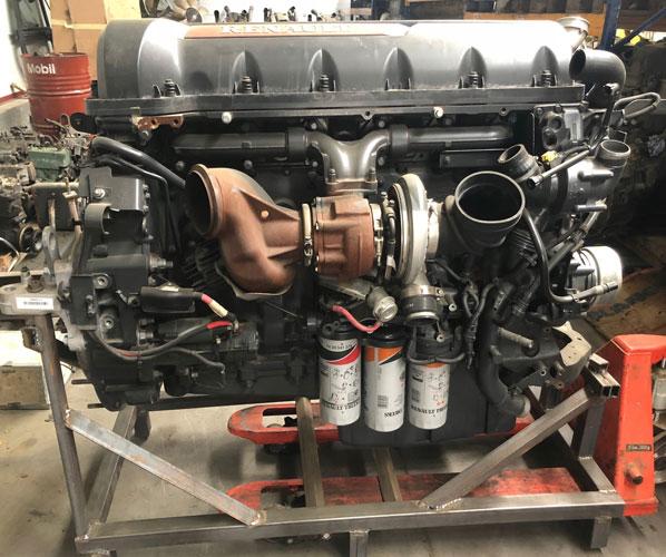 RENAULT DXI 11 460KM MOTOR