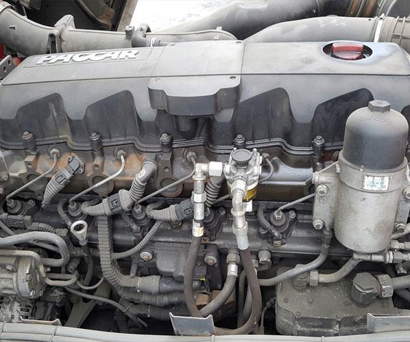 MOTOR ENGINE DAF XF 105.460 CV EURO 5