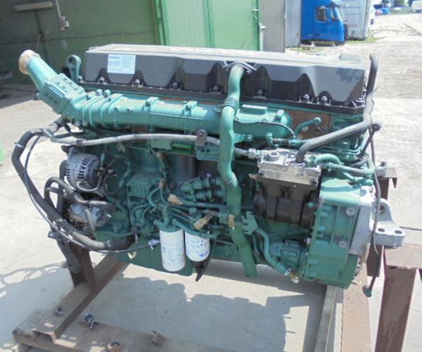 VOLVO FH13 D13 500 EEV EURO5 MOTOR