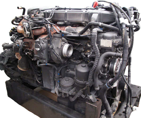 MOTOR 340 KW 460 CV DAF XF 106 EURO 6
