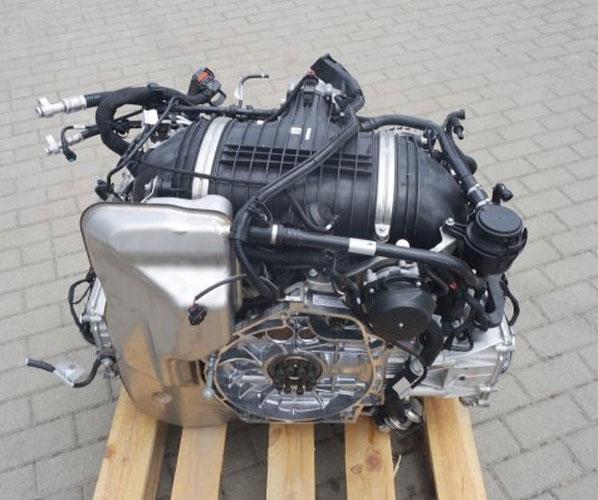 MOTOR PORSCHE 991 GT3 4.0 DGG