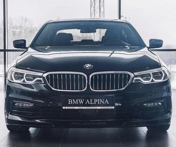 BMW Serie 5 BMW ALPINA B5 S Bi Turbo 2018