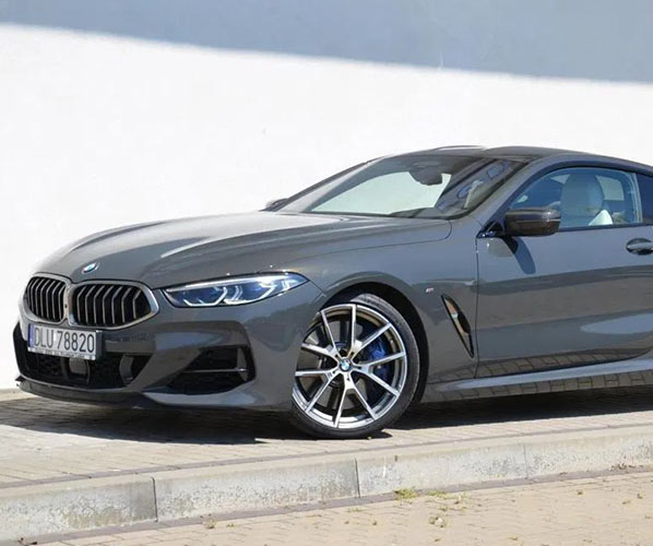 BMW Serie 8 M850i xDrive Coupe