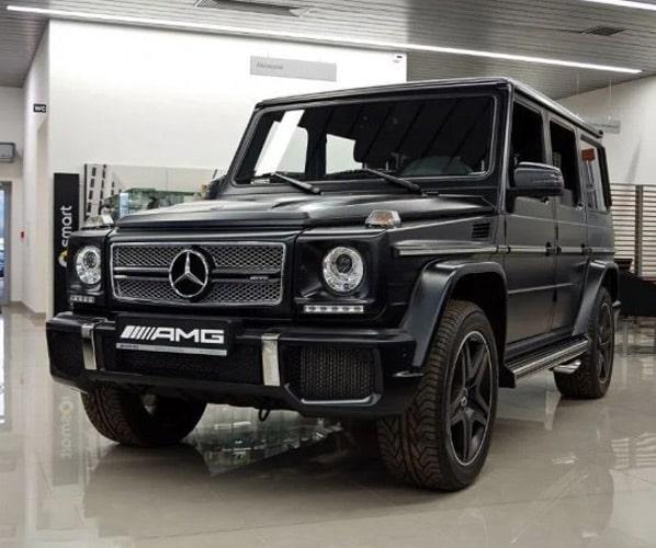 Mercedes-Benz G-Clase 65
