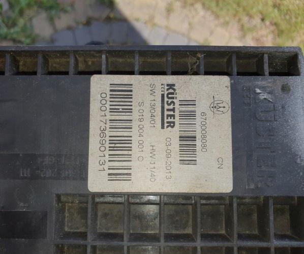FRENO ELECTRICO MASERATI 000173690131
