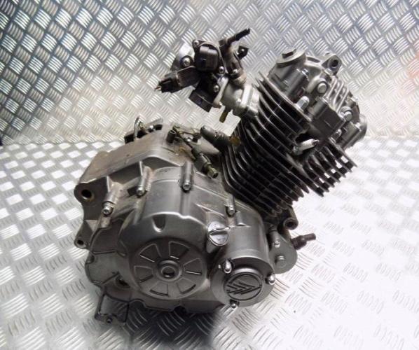 KEEWAY RKS 125 SPORT E4 MOTOR EN PERFECTO ESTADO GARANTIAA
