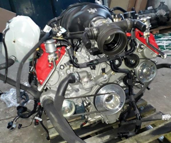 MOTOR COMPL. MASERATI GRAN TURISMO 4.7 M145