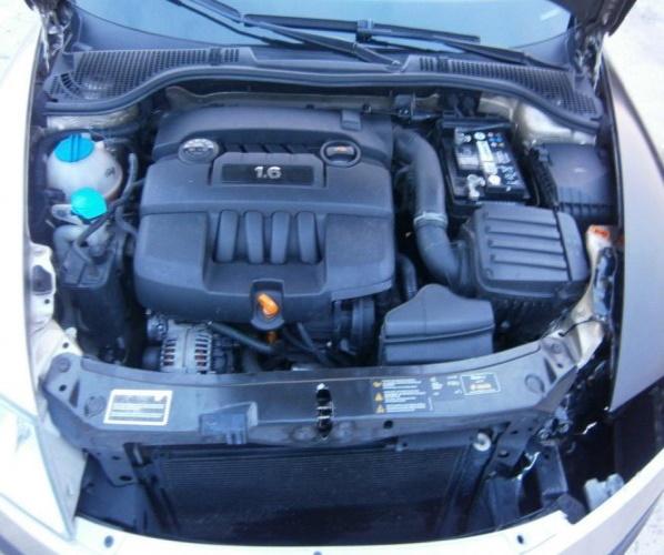 MOTOR ENGINE 1,6 ALZ VW PASSAT B5 LIFT AUDI A4 B6