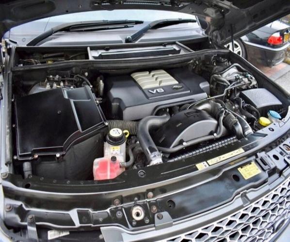 MOTOR LAND ROVER RANGE ROVER 3.6 V8 368DT