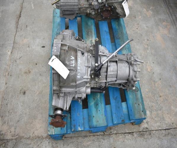 CAJA DE CAMBIOS AUDI A4 B8 1.8 TFSI LLV 6B