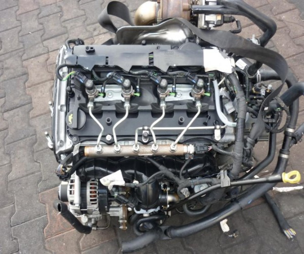 MOTOR FORD TRANSIT 2.2TDCI PEUGEOT CITROEN 2.2HDI