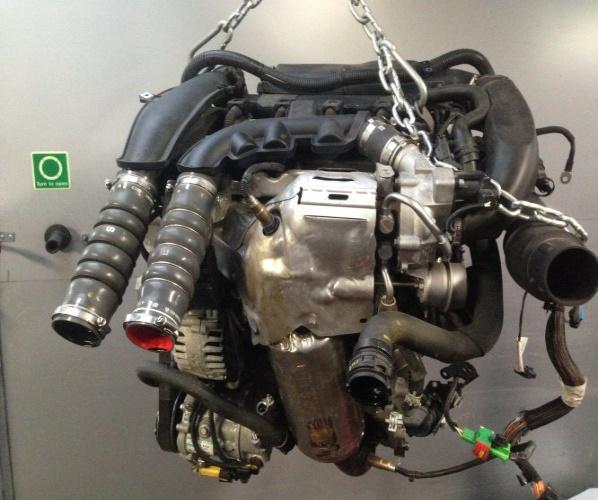 MOTOR 5G02 1.6 THP PEUGEOT CITROEN 508 308 2