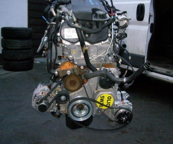 FIAT DUCATO BOXER JUMPER MOTOR 3.0 CNG F1CE0441A