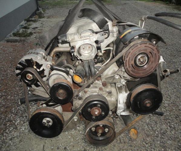 MOTOR PONTIAC FIREBIRD TRANS AM 3.1 V6 LH0 2AM