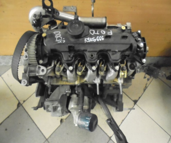 MOTOR K9KG666 DACIA LODGY DOKKER 1.5 DCI