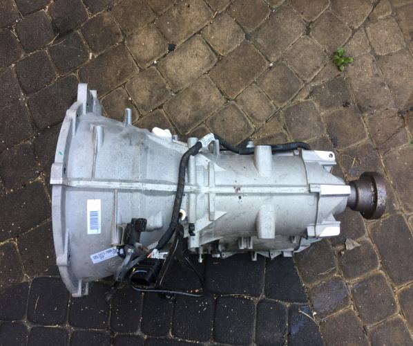 CAJA DE CAMBIOS 8HP-45 JAGUAR 2.0D 204DTD