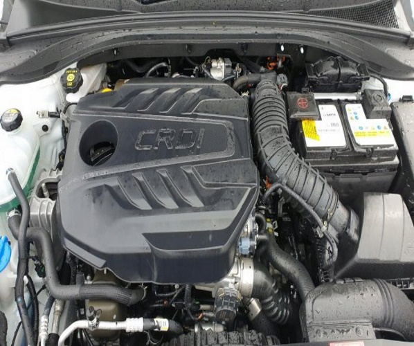 KIA CEED SPORTAGE HYUNDAI I30 1.6 CRDI MOTOR D4FE