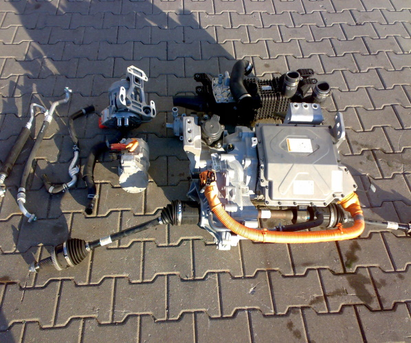 HYUNDAI NEXO IONIQ MOTOR ELECTRICO 36500-0E600