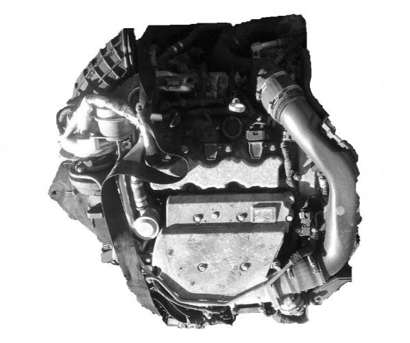 MOTOR COMPL. 2.8 T TURBO B284L SAAB 9-3 9-5 08R