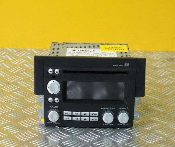 MITSUBISHI COLT 2004- RADIO CD NAVEGACIÓN