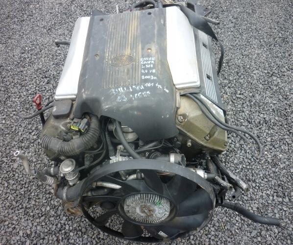 LAND RANGE ROVER L322 4.4 V8 MOTOR BMW