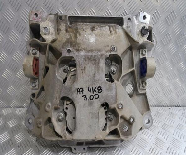 AUDI A7 S7 4K8 SOPORTE CAJA 4K0399263B 4M0399115P