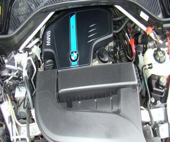 BMW F15 X5 F16 X6 MOTOR N20B20 HÍBRIDO 40E