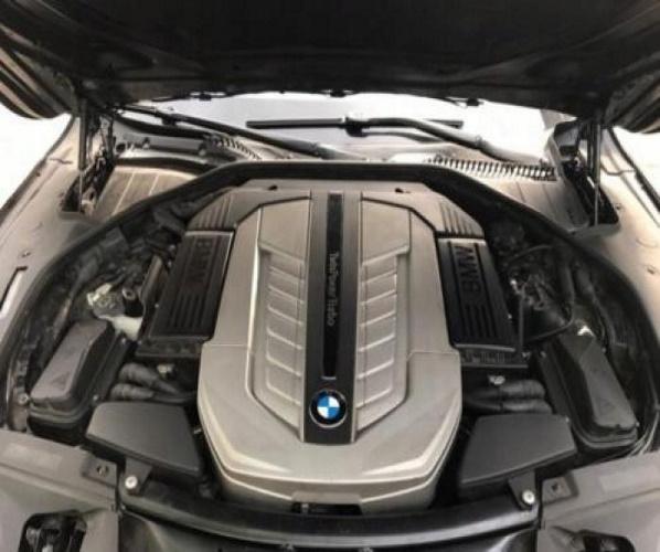 BMW MOTOR N74B60A F01 F02 760