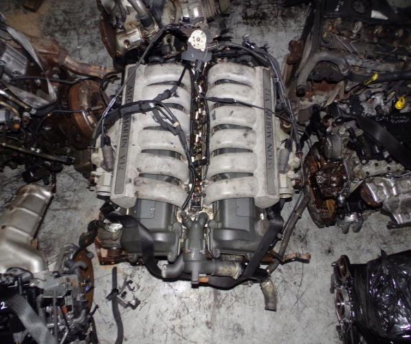 MOTOR COMPL. ASTON MARTIN DB7 VANTAGE V12 AM2