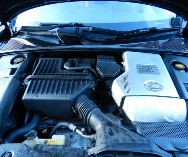 LEXUS RX400 RX400H 3.3 MOTOR COMPL. 3MZ-FE