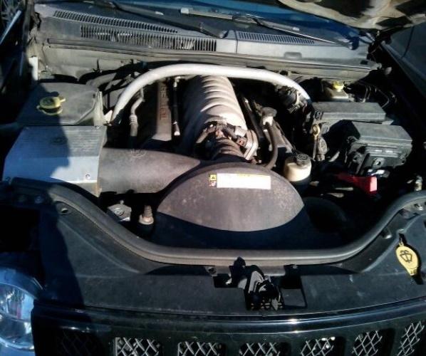 MOTOR JEEP GRAND SRT-8 6.1L 2006-10