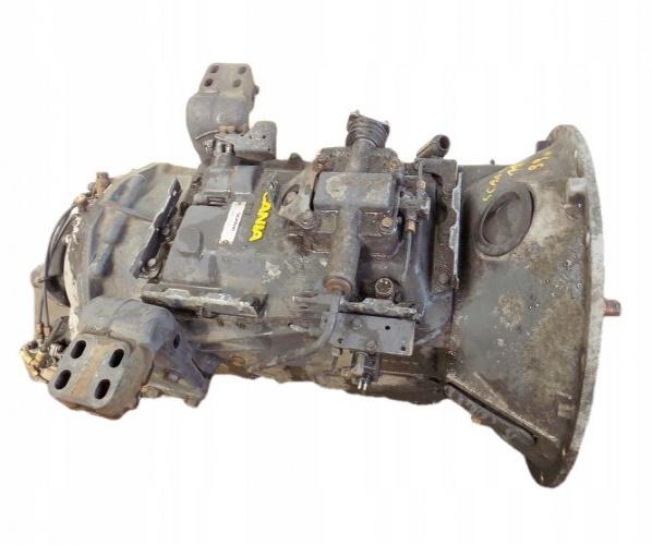 SCANIA 4 114 124 380KM 99R CAJA DE CAMBIOS GRS890