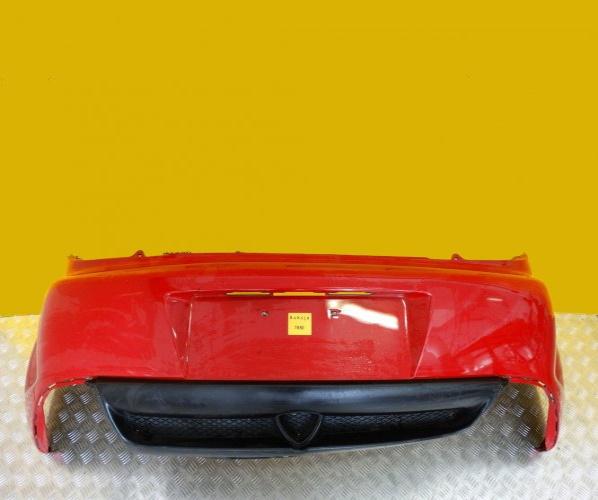 MAZDA RX-8 RX8 2003- PARAGOLPE TRASERO NY