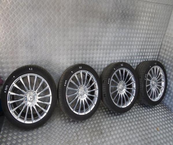 MERCEDES W217 S AMG RUEDAS 20 ALU 285/35R20 Z203