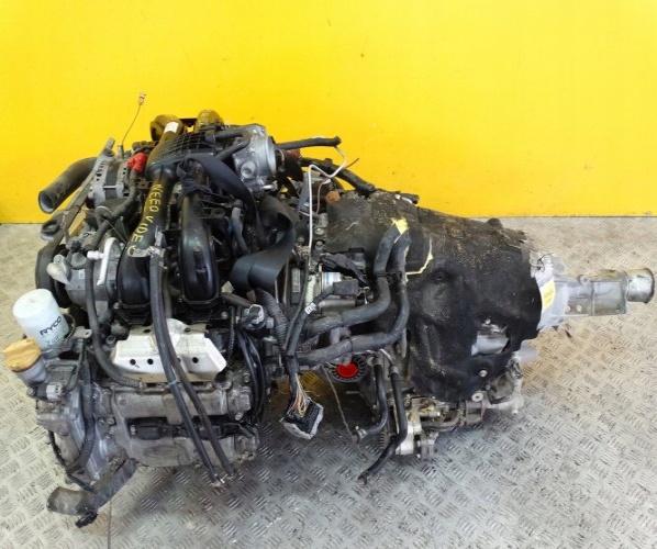 SUBARU FORESTER 2013- MOTOR 2.5 COMPL.ETNY FB25 FV