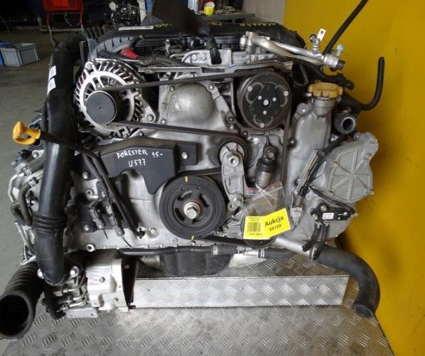 SUBARU LEGACY OUTBACK 2015- MOTOR 2.0 D COMPL. EE20