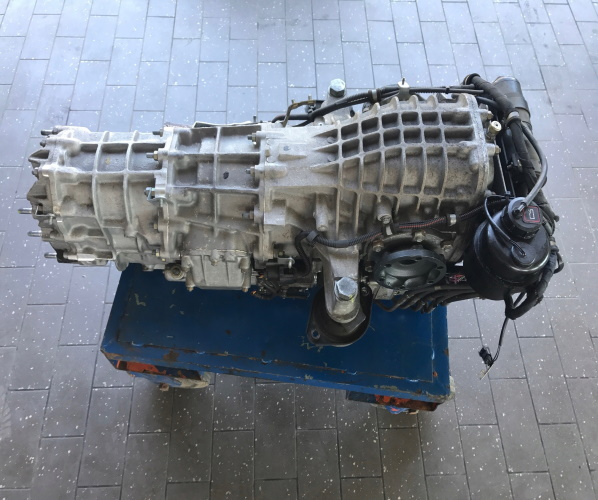 CAJA DE CAMBIOS AUTOMÁTICA FERRARI 599 GTB 6.0 V12
