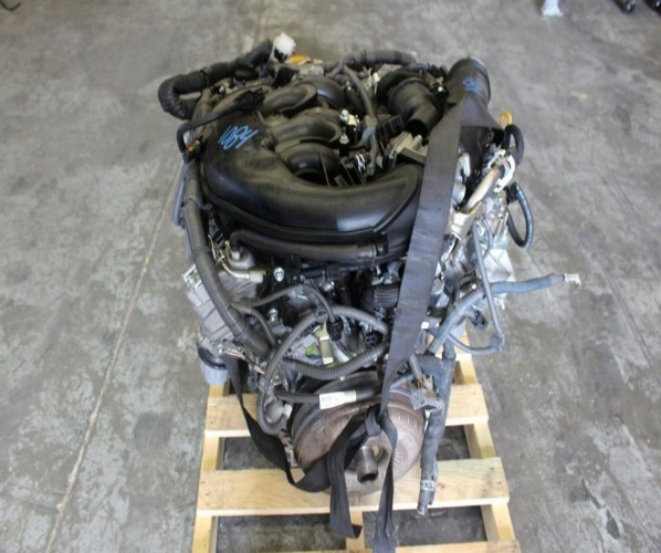 LEXUS RC 350 RCF MOTOR