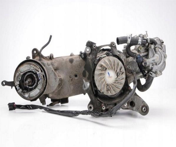 HONDA PCX 125 MOTOR COMPL.ETNY GARANTIAA 2012R