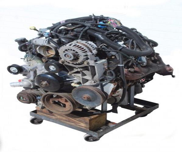 HUMMER H2 6.0 V8 VORTEC MOTOR 2005 AÑO GARANTIAA
