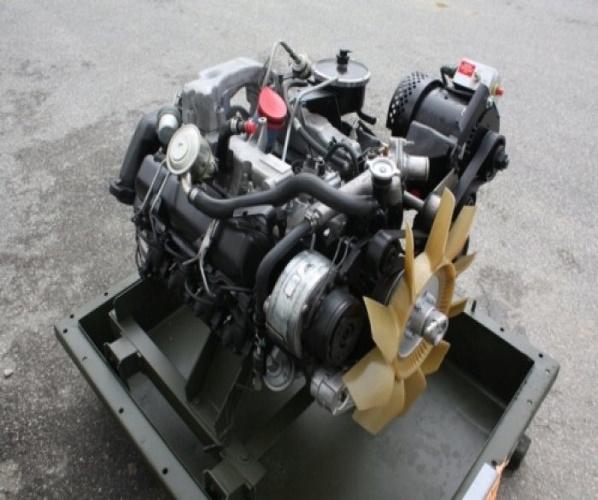 HUMMER H1 6.5 TD MOTOR DIESEL GM