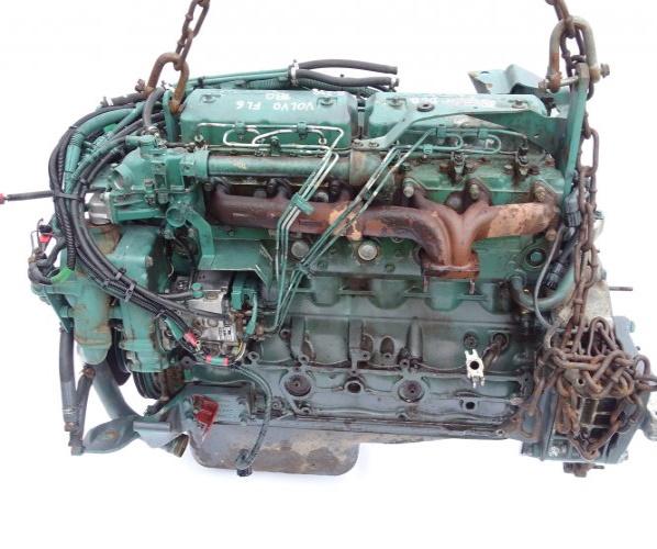 VOLVO FL6 00-06 MOTOR COMPL.ETNY D6B MEDICIÓN