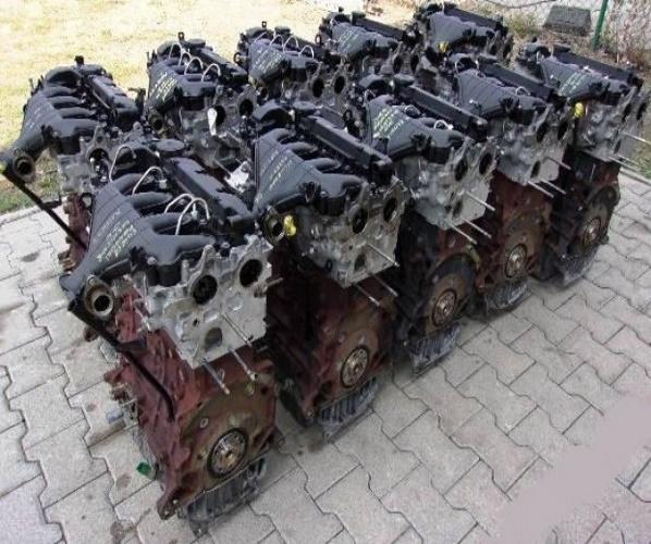MOTOR 2.0 D 16V 136KM VOLVO C30 S40 V50
