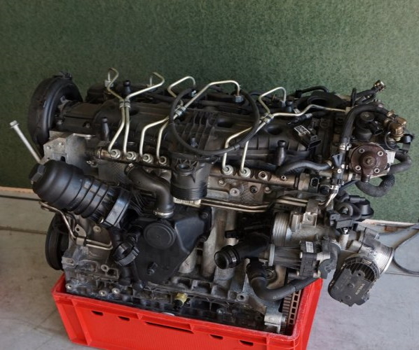 MOTOR VOLVO S60 V60 S80 V70 D3 12R