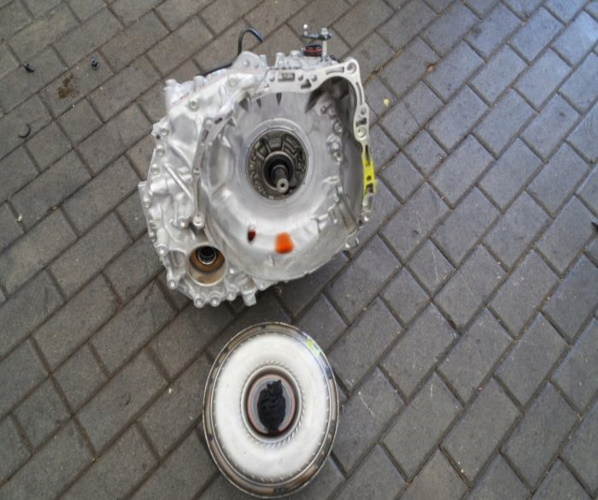 CAJA DE CAMBIOS VOLVO S90 V90 2.0D TG-81SC 1285190