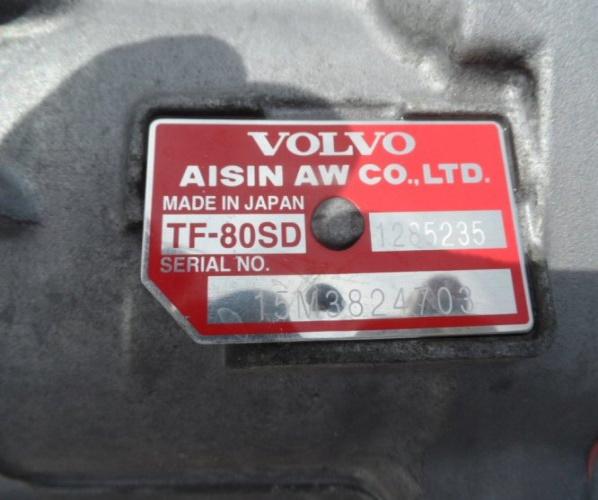 VOLVO XC60 2.4 CAJA DE CAMBIOS GEARBOX TF-80SD 1285235