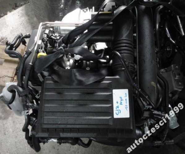 MOTOR AUDI VW SEAT SKODA 1.2 TSI CJZ 13R 10.000KM