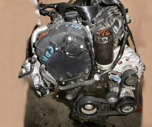 AUDI VW SKODA SEAT MOTOR 1.8 TFSI CDH COMPL.